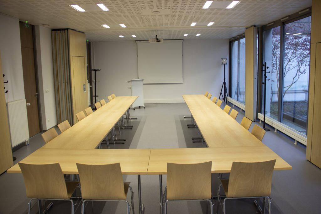 L'assiette de Léo - Salle de travail / de réunion.